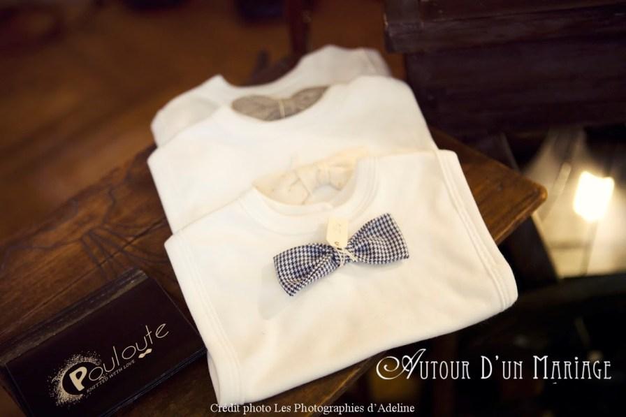 création créateur noeud papillon mariage enfant vintage tissus bébé bavoir