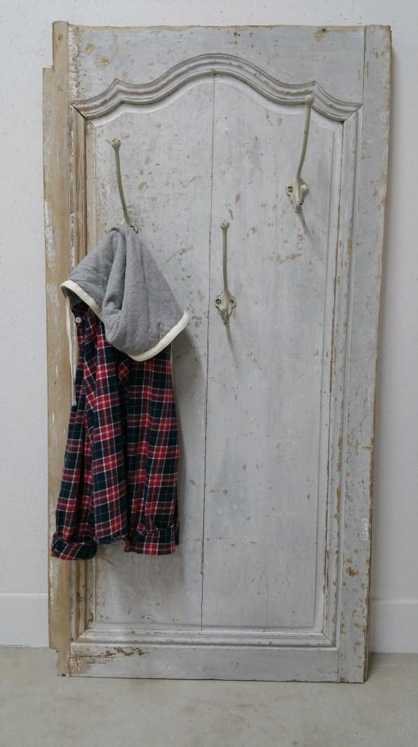 relooking création shabby porte manteau porte vintage chambre enfant déco