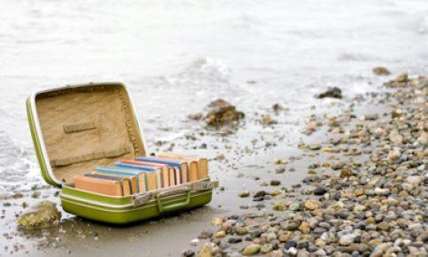 valigia con libri