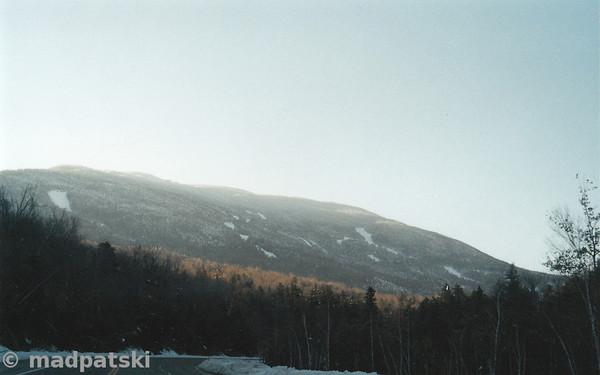 Day 2 / Saturday October 29, 2005: Wildcat ski area.