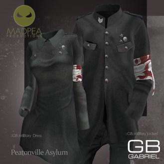Peatonville Asylum Gold prize@ GABRIEL