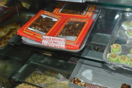 Anjir Dry Fruit Chikki - Sugar Free