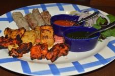 Tandoori Non-veg platter