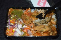 All-in-One (Chicken Peshwari meals)