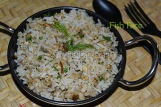 Fish Rice / Meen Sadham
