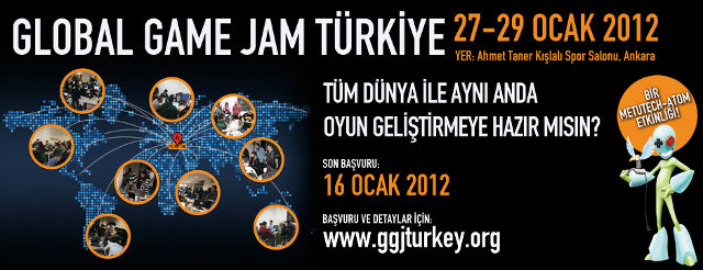 Global Game Jam Türkiye