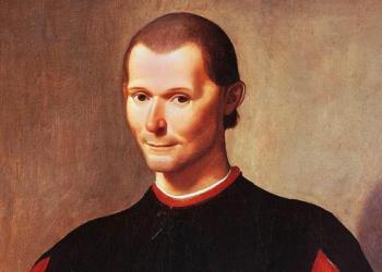 Mengenal Niccolo Marchiavelli (sumber foto binanalar.com