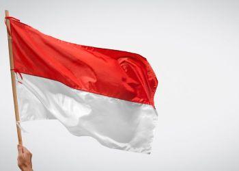Bendera Indonesia (Kompas)