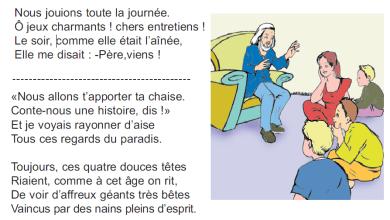 Photo of Poème compte-nous une histoire livre de lecture 4 ème année