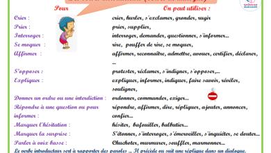 Photo of Des verbes introducteurs – verbes de dialogue