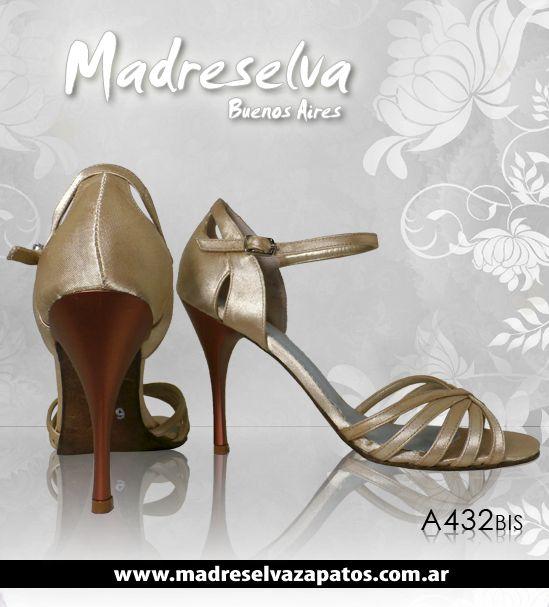 Zapatos de Tango A432bis