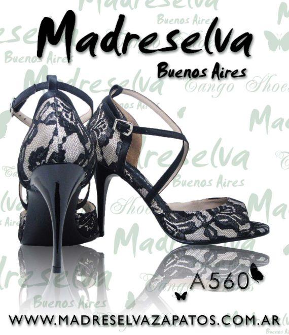 Zapatos de Tango A560
