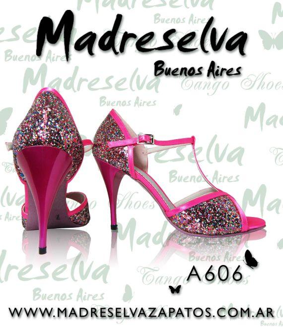 Zapatos de Tango A606