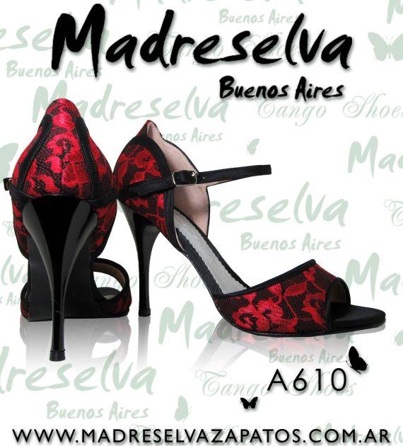 Zapatos de Tango A610