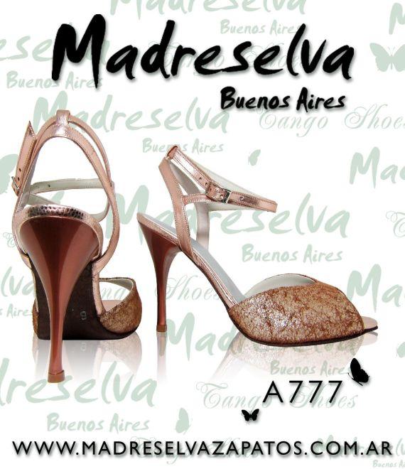 Zapatos de Tango A777