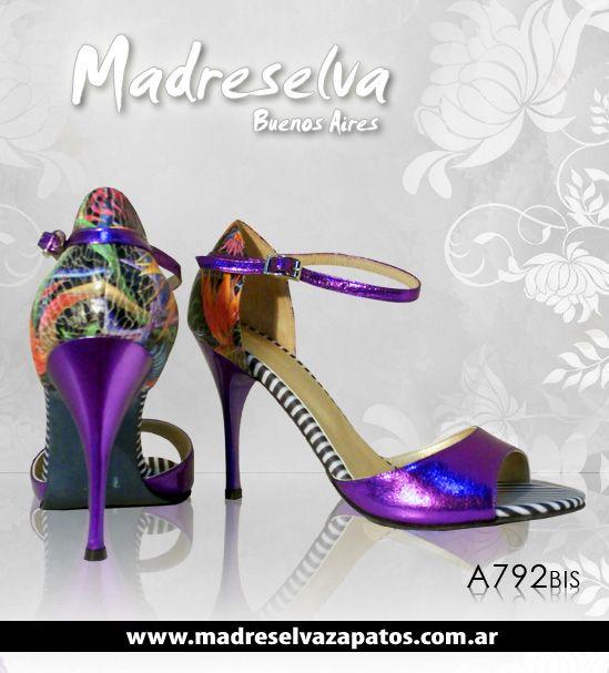 Zapatos de Tango A792bis