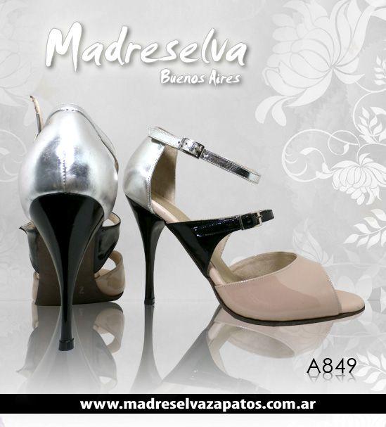 Zapatos de Tango A849