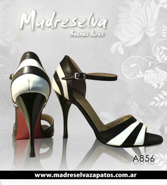 Zapatos de Tango A856