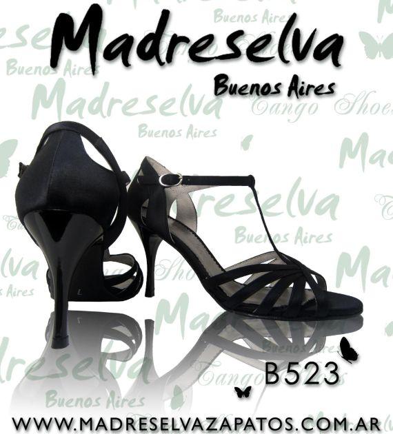 Zapatos de Tango B523