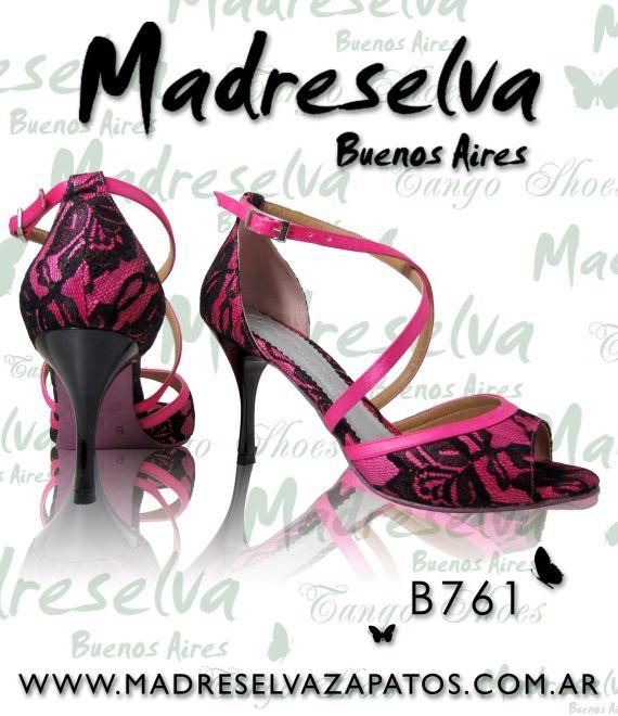 Zapatos de Tango B761