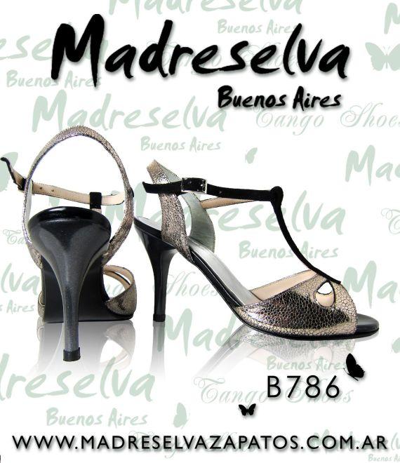 Zapatos de Tango B786