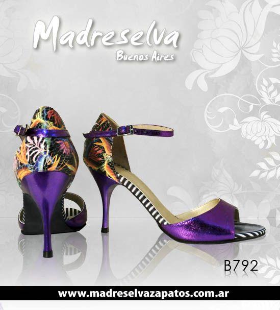 Zapatos de Tango B792