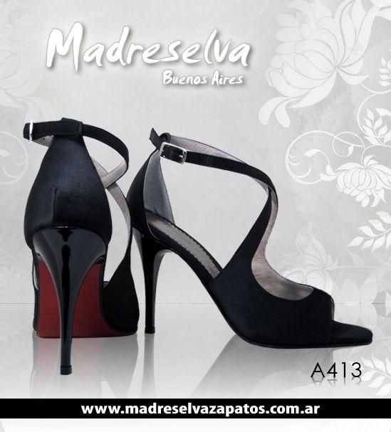 Zapatos de Tango A413