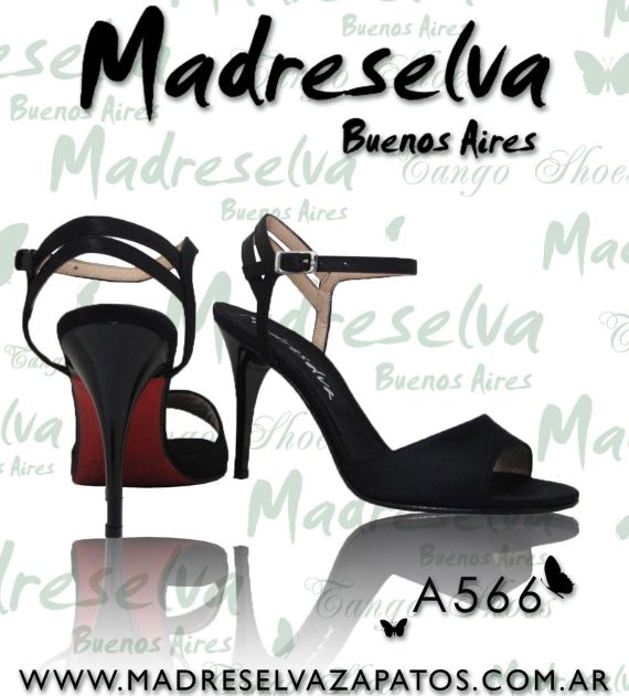 Zapatos de Tango A566