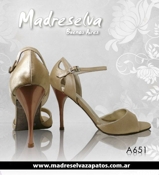 Zapatos de Tango A651