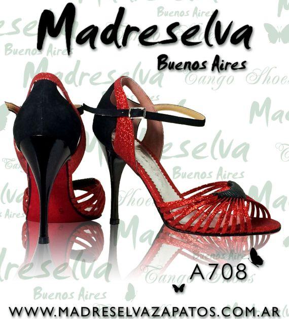 Zapatos de Tango A708