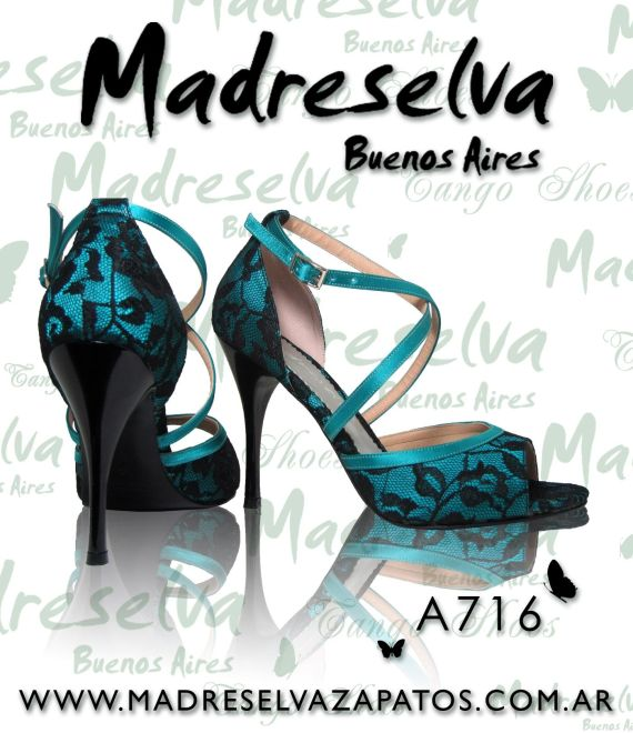 Zapatos de Tango A716