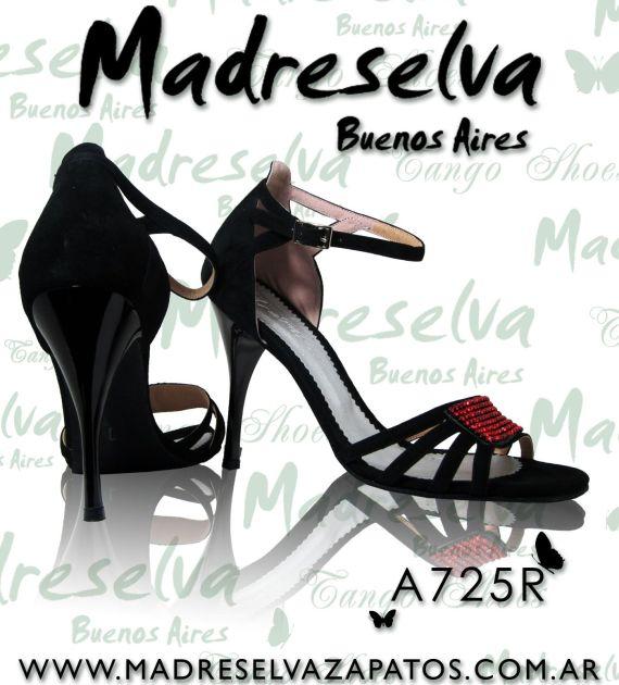Zapatos de Tango A725r