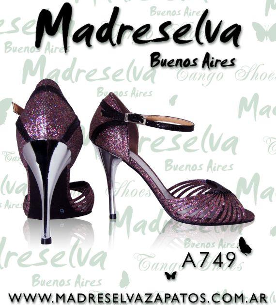 Zapatos de Tango A749
