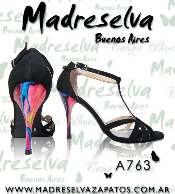 Zapatos de Tango A763