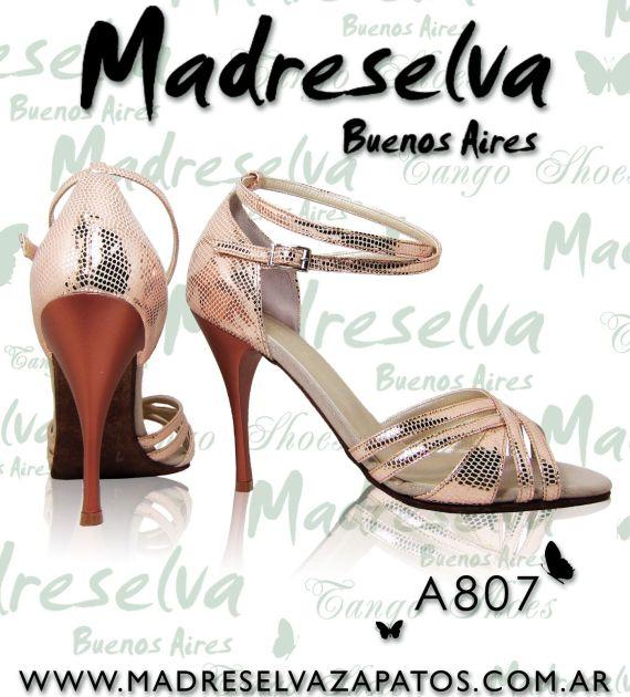 Zapatos de Tango A807