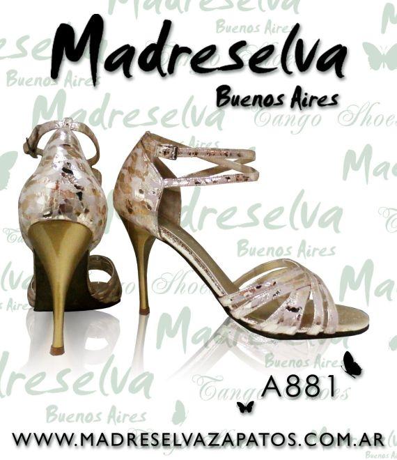 Zapatos de Novias A881