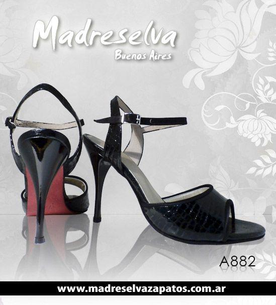 Zapatos de Tango A882