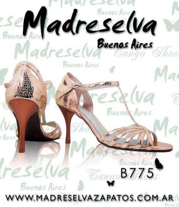Zapatos de Tango B775