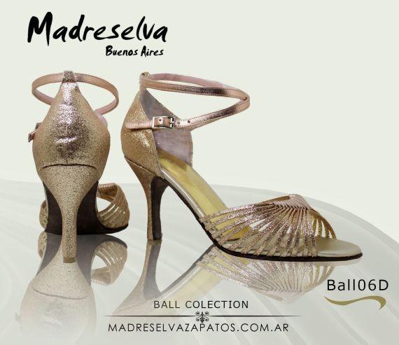 Zapatos de Salsa y Bachata Ball 06d