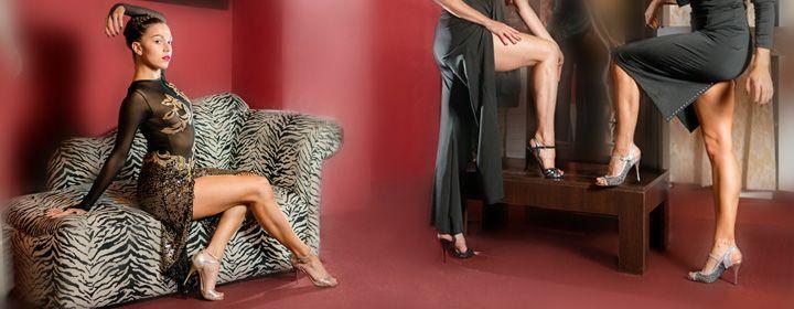 zapatos de tango Madreselva