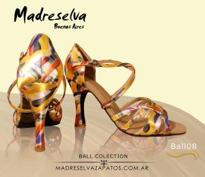 Salsa and Bachata Shoes ball08