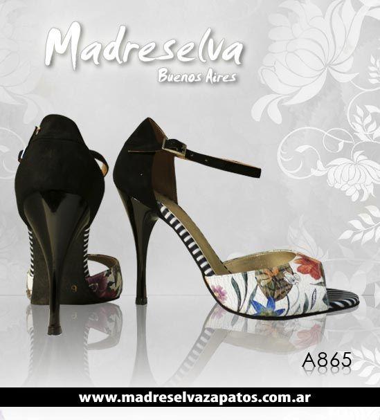 Zapato de Tango A865