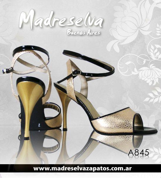 Zapatos de Tango B845