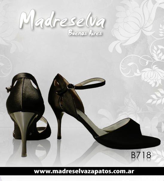 Zapatos de Tango B718