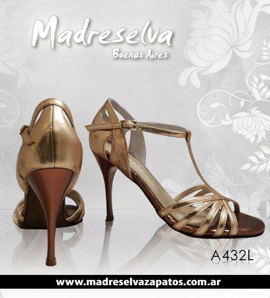 Zapatos de Tango A432 L