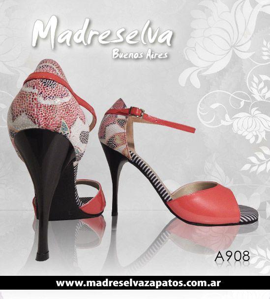 Zapatos de Tango A908