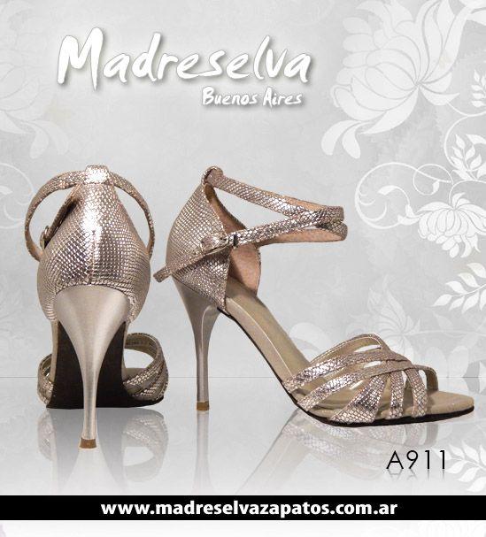 Zapatos de Tango A911
