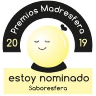 Saboresfera - Vota a tus Blogs madresféricos de 2019