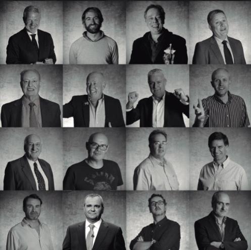 Autores de Hombres sin afeitar