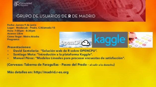 Reunion Grupo Usuarios de R de Madrid - 2016-Junio-9_ V1